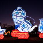 Giant Tea Pot Display