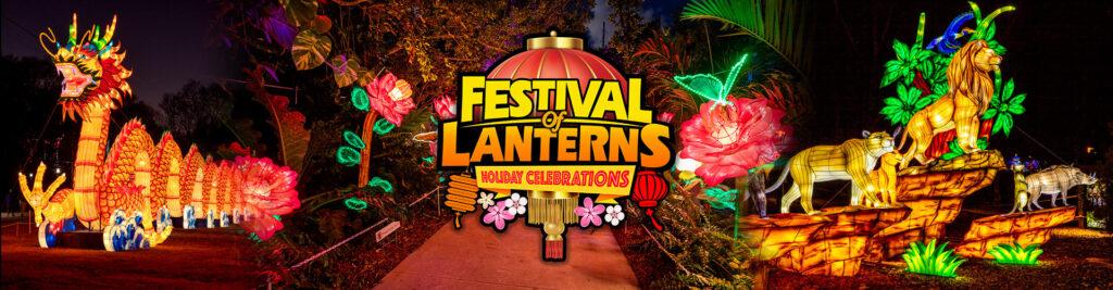Festival of Lanterns Banner
